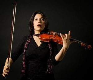 Paulina Derbez Violinist Teacher