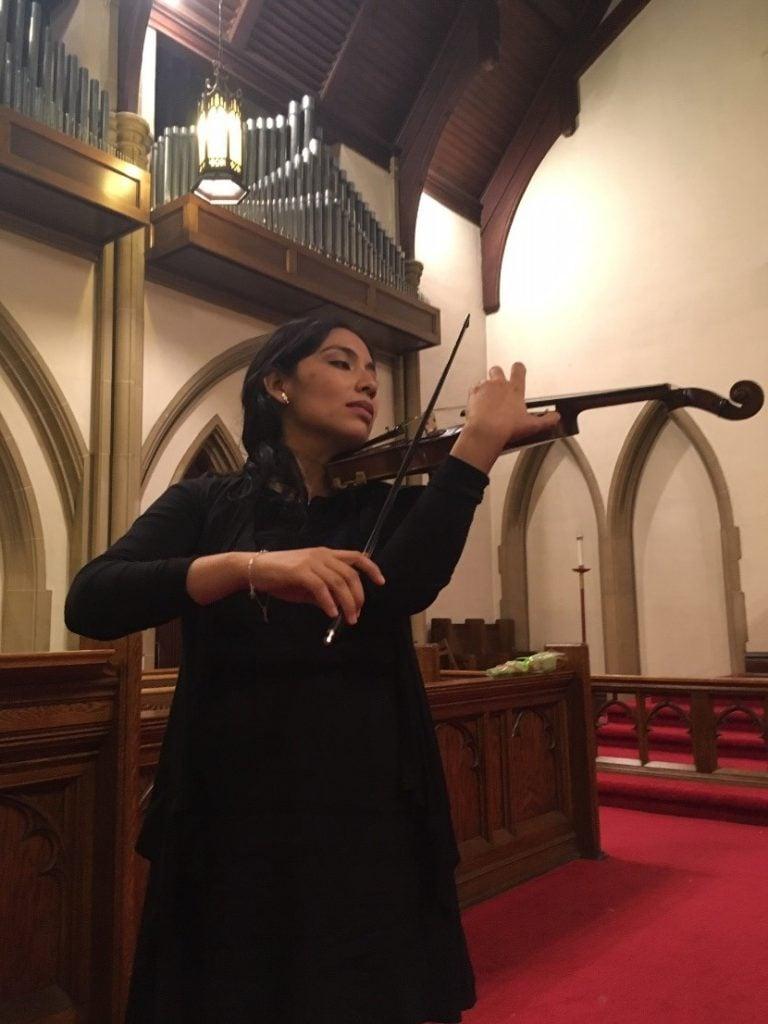 Concious Musician Seminar Testimonial